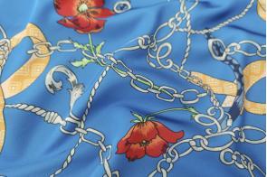 Satén Iris Cadenas Azul...