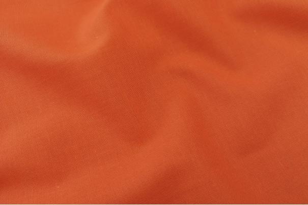 Algodón Liso Nt Naranja Flúor
