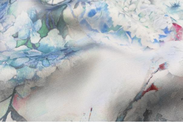 Mikado Triana Flores Azul