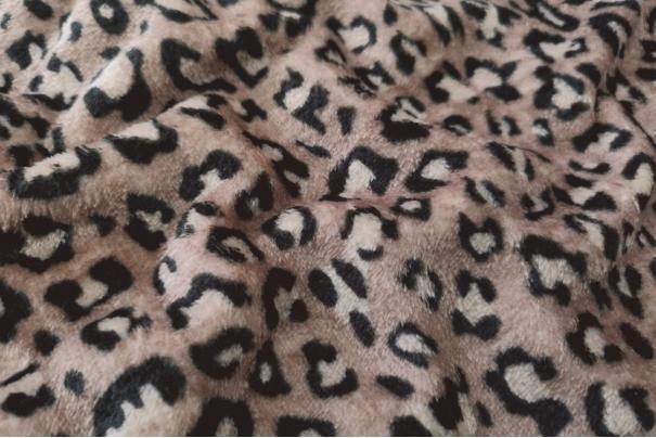 Coralina Mc Leopardo Marrón