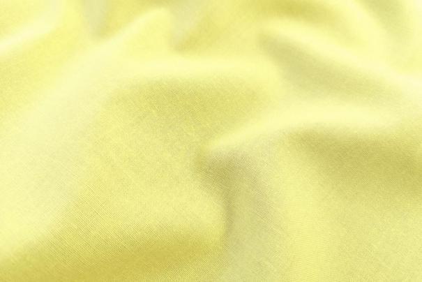 Algodón Liso Nt Amarillo Limón
