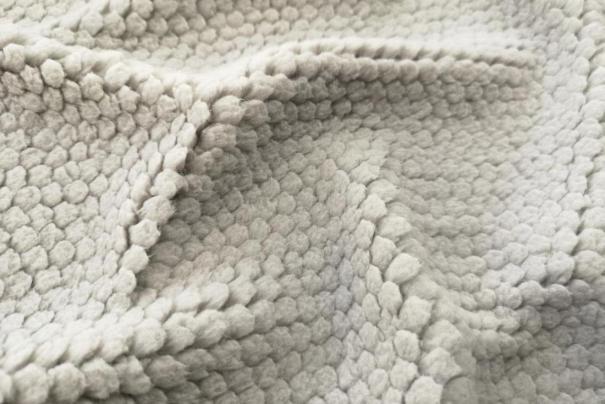 Polar HoneyComb Fleece Nt Liso Beige